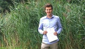HNEE-Absolvent erhält BioThesis-Forschungspreis 2021